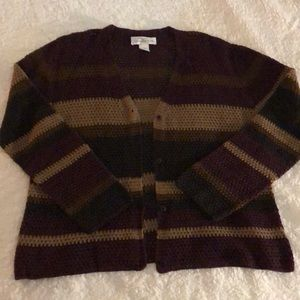 super soft hand knitted cardigan
